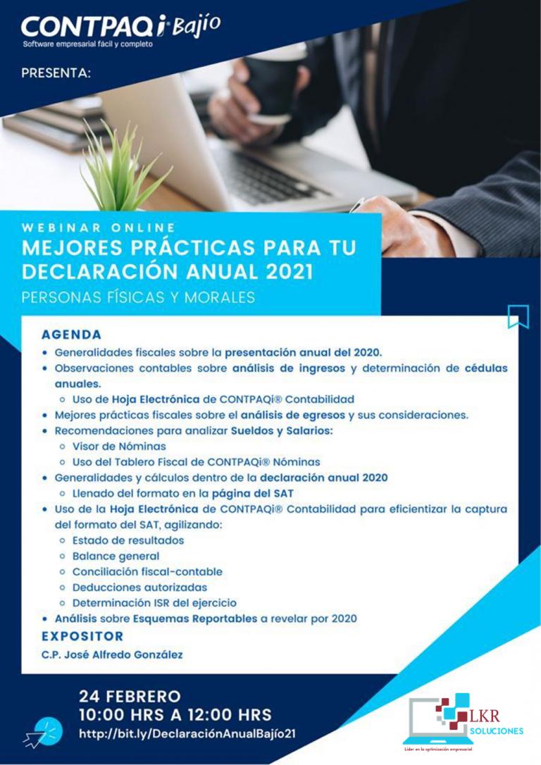 webinar gratuito declaracion anual 2020
